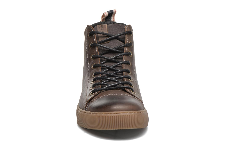 Sneakers Jack & Jones JJ Duran Nero modello indossato