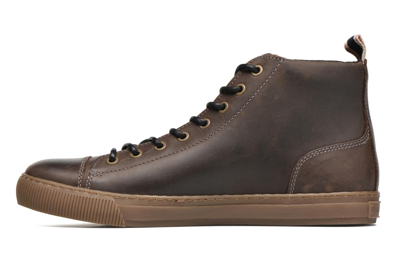 Sneakers Jack & Jones JJ Duran Nero immagine frontale
