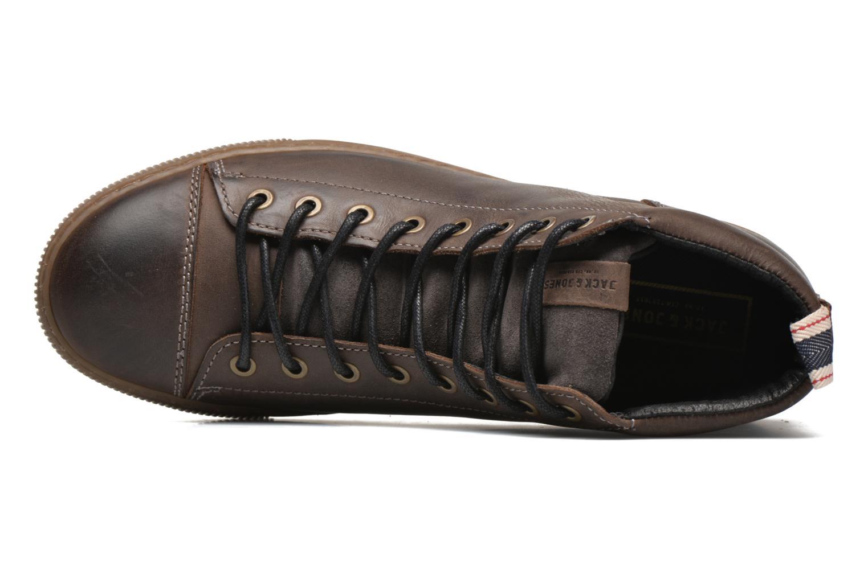 Sneakers Jack & Jones JJ Duran Nero immagine sinistra