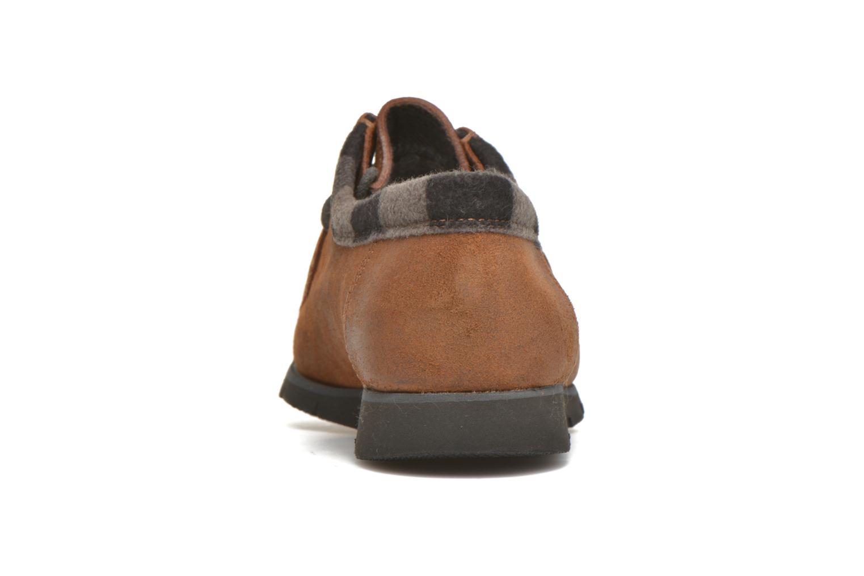 Loafers Sioux Grash-H162-06 Brun Bild från höger sidan