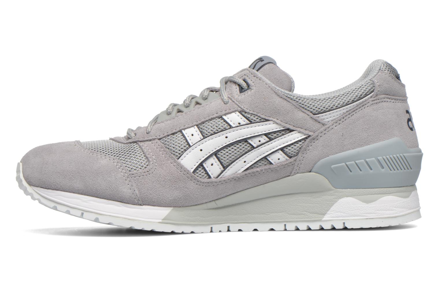 Trainers Asics Gel-Respector Grey front view