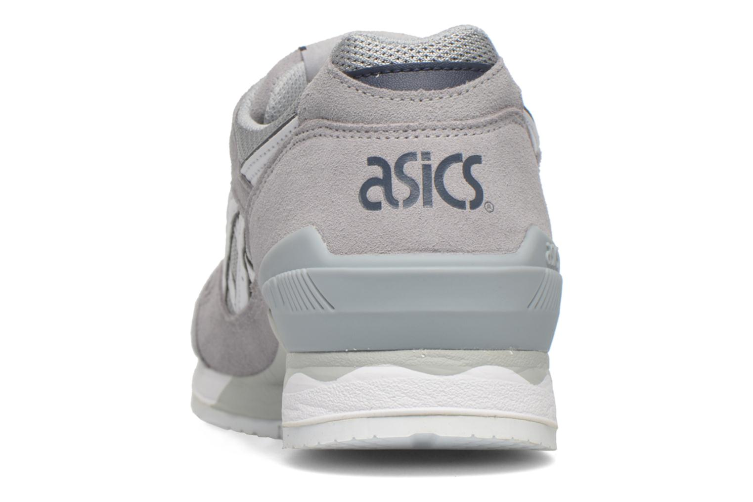 Trainers Asics Gel-Respector Grey view from the right
