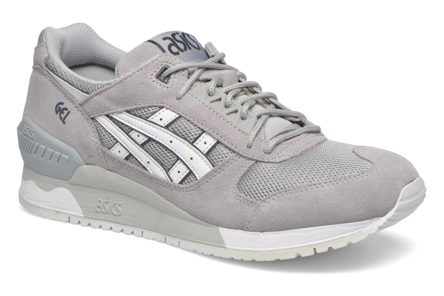 Trainers Asics Gel-Respector Grey detailed view/ Pair view