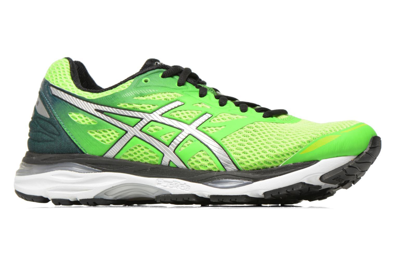 Chaussures de sport Asics Gel-Cumulus 18 Vert vue derrière