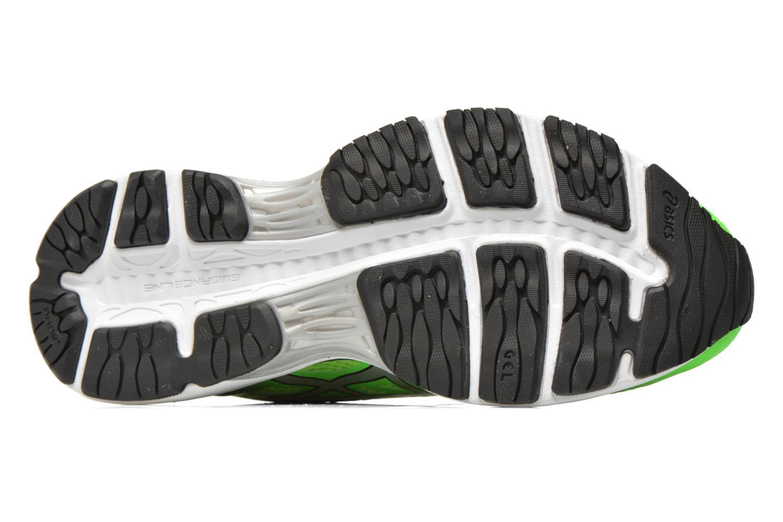 Chaussures de sport Asics Gel-Cumulus 18 Vert vue haut
