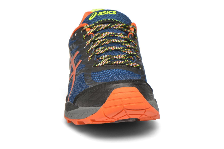 Sport shoes Asics Gel-Fujitrabuco 5 Blue model view