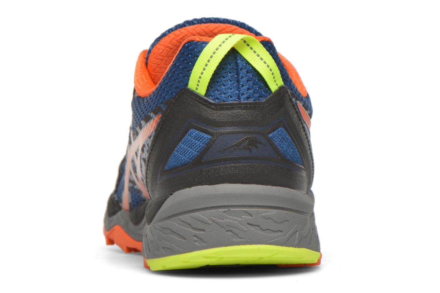 Sport shoes Asics Gel-Fujitrabuco 5 Blue view from the right