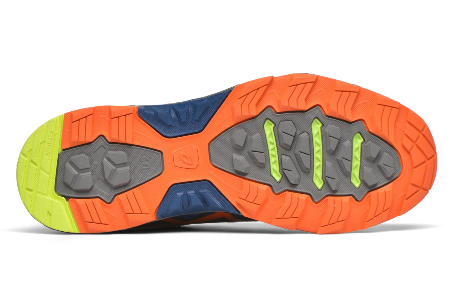 Sport shoes Asics Gel-Fujitrabuco 5 Blue view from above