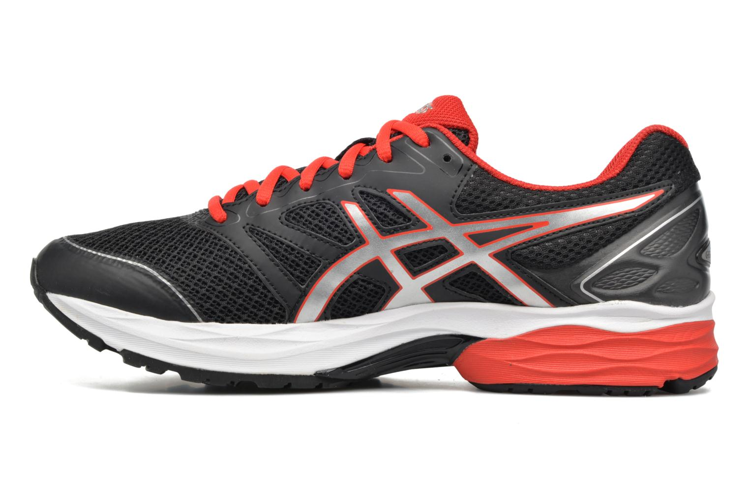 Sport shoes Asics Gel-Pulse 8 Black front view