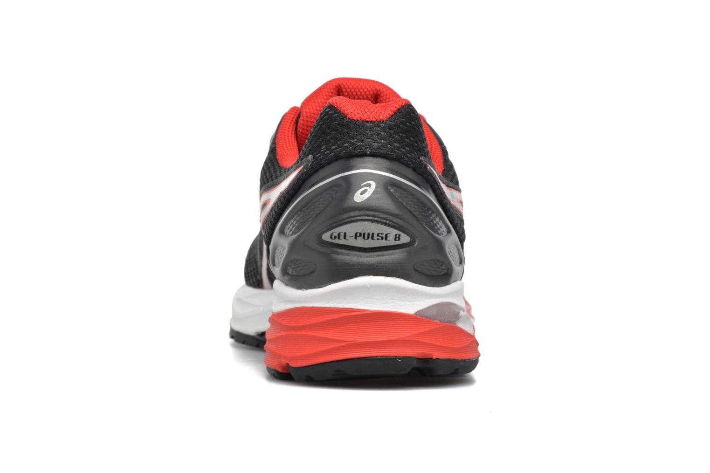 Chaussures de sport Asics Gel-Pulse 8 Noir vue droite