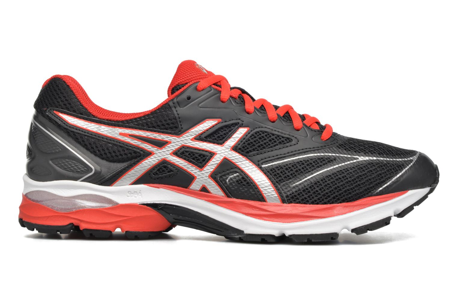 Sport shoes Asics Gel-Pulse 8 Black back view