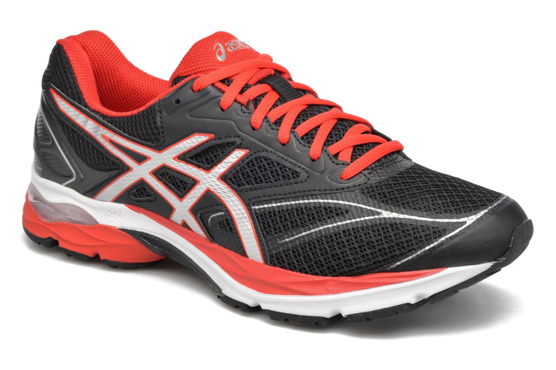 Chaussures de sport Asics Gel-Pulse 8 Noir vue détail/paire
