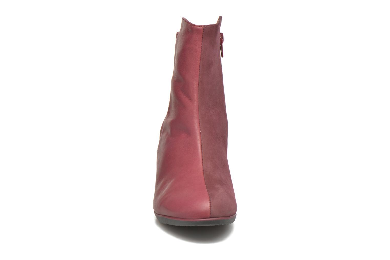 Bottines et boots TBS Katelyn Bordeaux vue portées chaussures