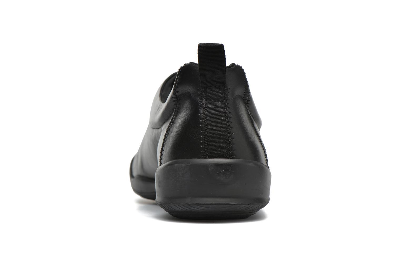 Sneakers TBS Virginy Nero immagine destra