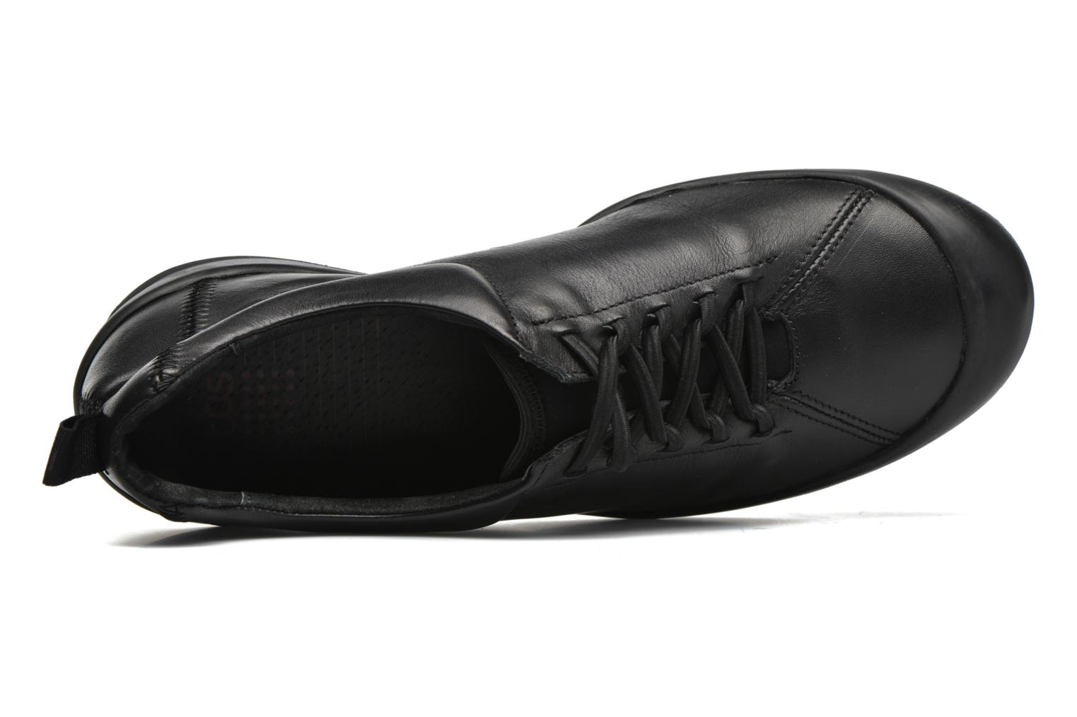 Sneakers TBS Virginy Nero immagine sinistra