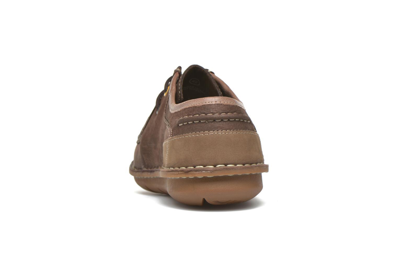 Chaussures à lacets TBS Yakari Marron vue droite