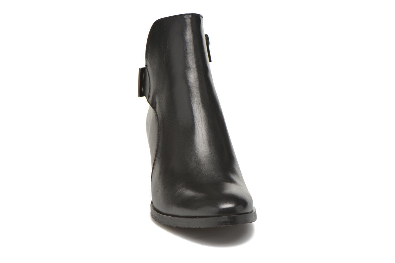 Bottines et boots PintoDiBlu Bruna Noir vue portées chaussures