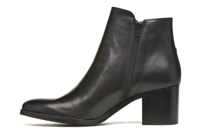 Bottines et boots PintoDiBlu Bruna Noir vue face