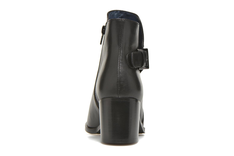 Bottines et boots PintoDiBlu Bruna Noir vue droite