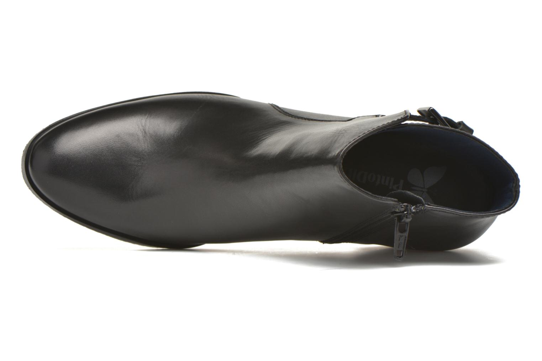 Bottines et boots PintoDiBlu Bruna Noir vue gauche
