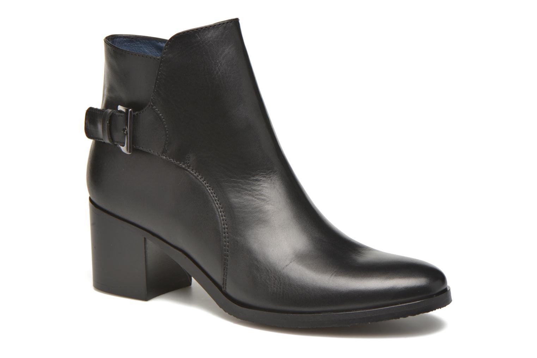 Bottines et boots PintoDiBlu Bruna Noir vue détail/paire