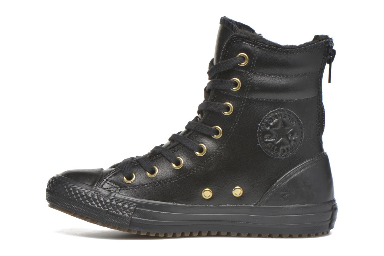 Sneaker Converse Chuck Taylor All Star Hi-Rise Boot X-Hi schwarz ansicht von vorne