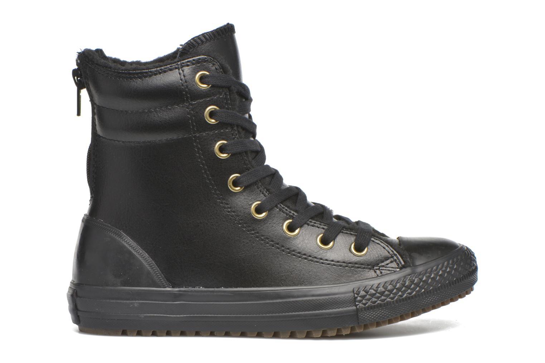 Sneaker Converse Chuck Taylor All Star Hi-Rise Boot X-Hi schwarz ansicht von hinten