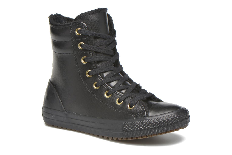 Chuck Taylor All Star Hi-Rise Boot X-Hi Black/black/black