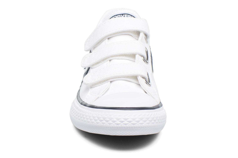 Baskets Converse Star Player 3V Ox Blanc vue portées chaussures