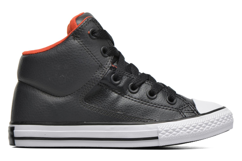 Sneakers Converse Chuck Taylor All Star High Street Hi Grå se bagfra