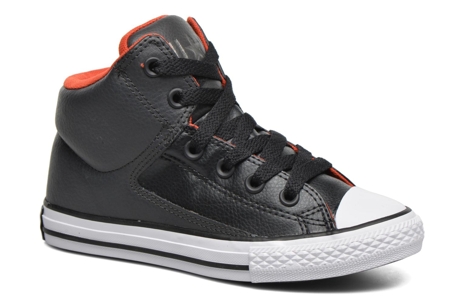 Chuck Taylor All Star High Street Hi Storm Wind/Charcoal