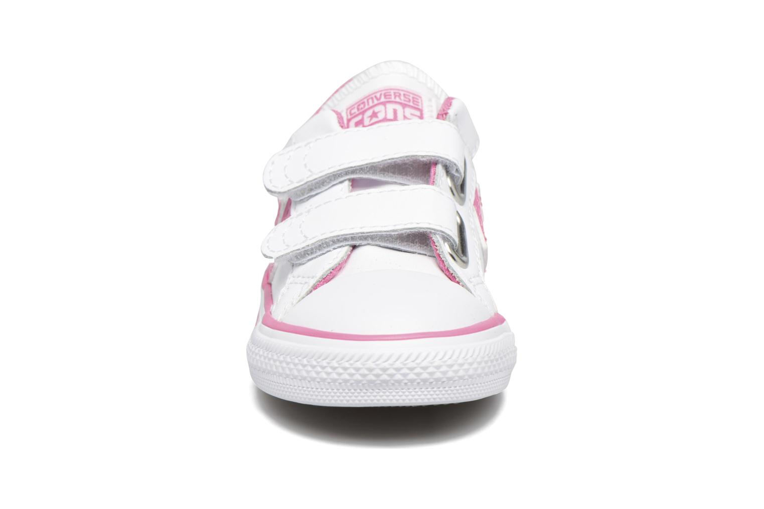 Star Player 2V Ox White/pink