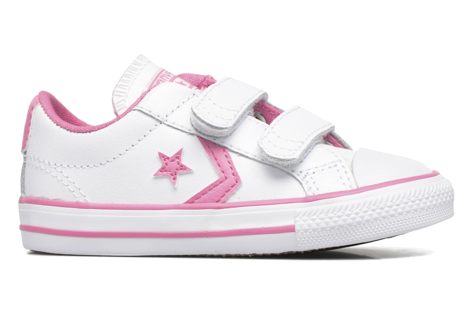 Deportivas Converse Star Player 2V Ox Blanco vistra trasera