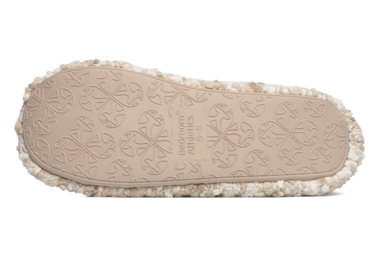 Slippers BEDROOM ATHLETICS Celine Beige view from above