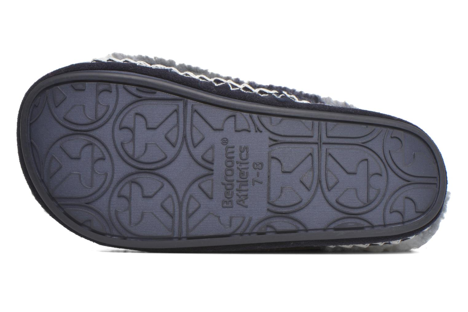 Slippers BEDROOM ATHLETICS McQueen Blue view from above