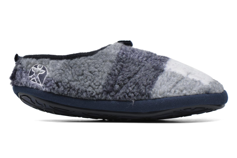 Pantofole BEDROOM ATHLETICS Gibson Azzurro immagine posteriore