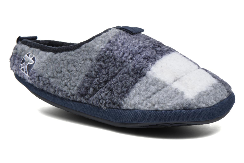 Pantofole BEDROOM ATHLETICS Gibson Azzurro vedi dettaglio/paio