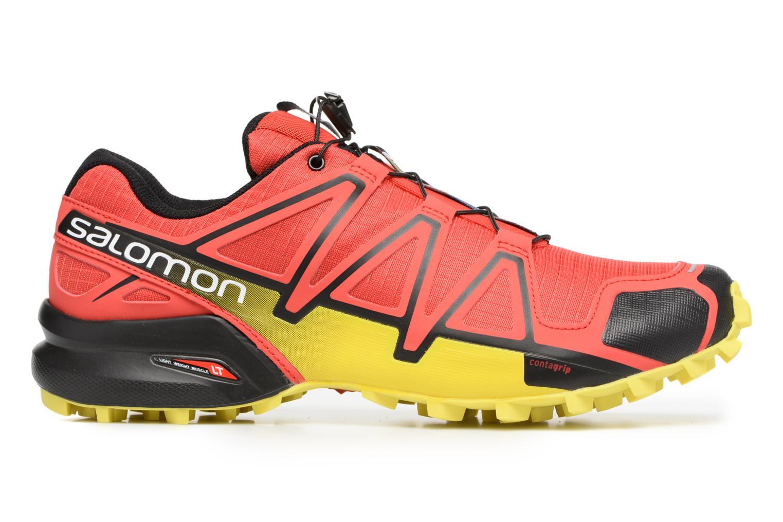 Chaussures de sport Salomon Speedcross 4 Rouge vue derrière