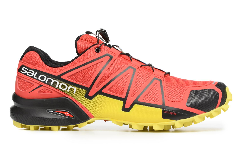 Zapatillas de deporte Salomon Speedcross 4 Rojo vistra trasera