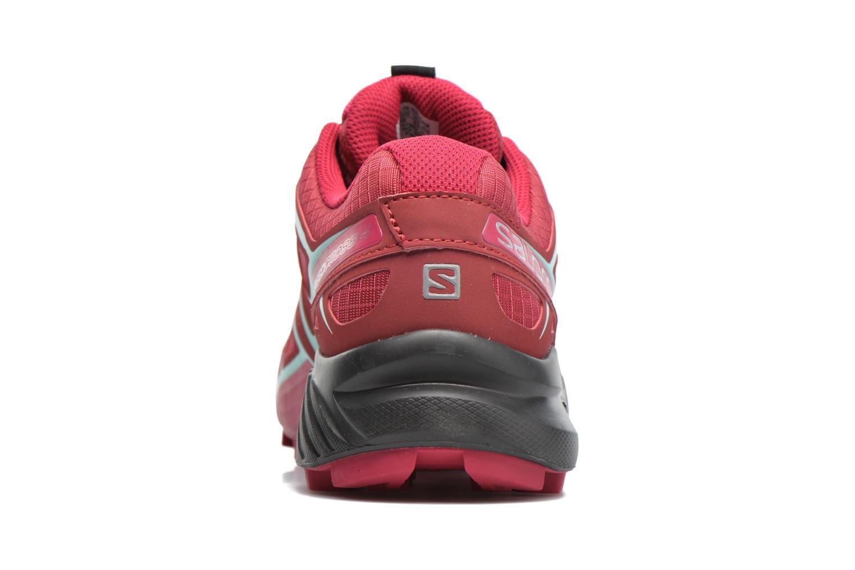 Chaussures de sport Salomon Speedcross 4 W Rose vue droite