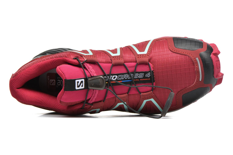 Chaussures de sport Salomon Speedcross 4 W Rose vue gauche