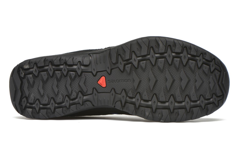 Chaussures de sport Salomon Ellipse 2 GTX W Gris vue haut
