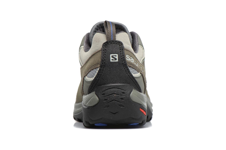 Chaussures de sport Salomon Ellipse 2 LTR W Gris vue droite