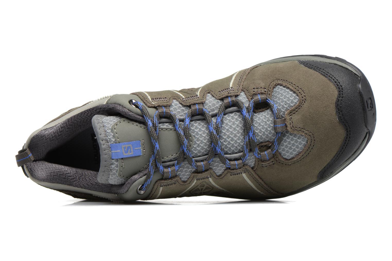 Chaussures de sport Salomon Ellipse 2 LTR W Gris vue gauche