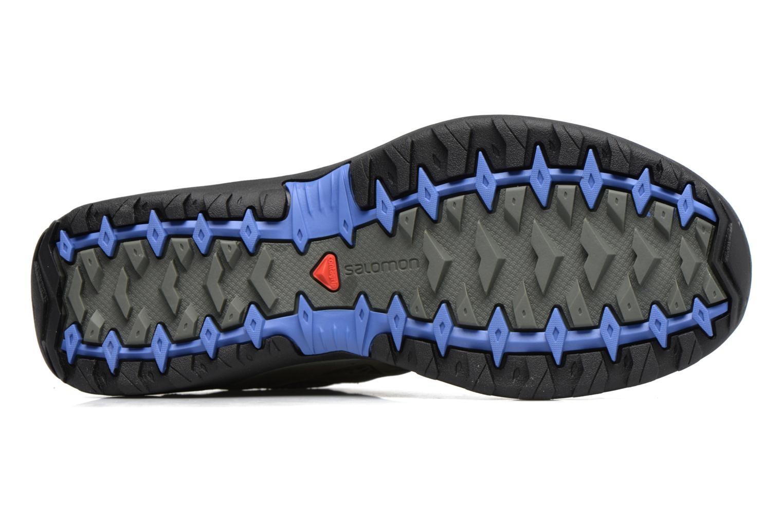 Chaussures de sport Salomon Ellipse 2 LTR W Gris vue haut