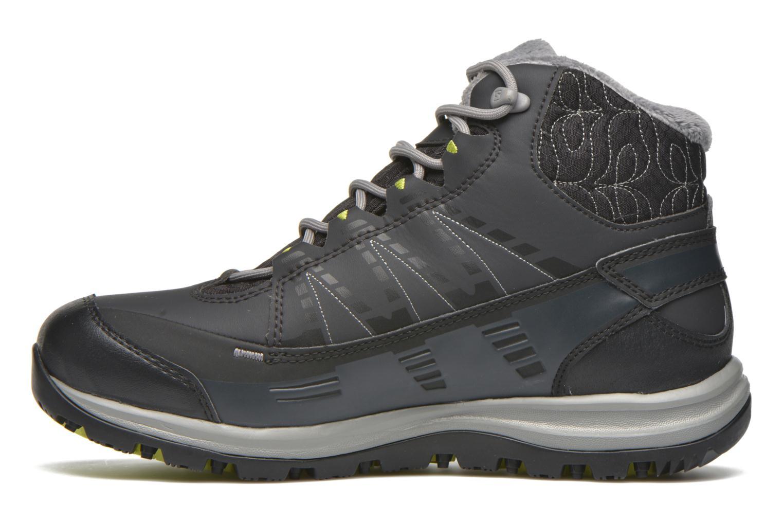 Chaussures de sport Salomon Kaïna CS WP 2 Noir vue face