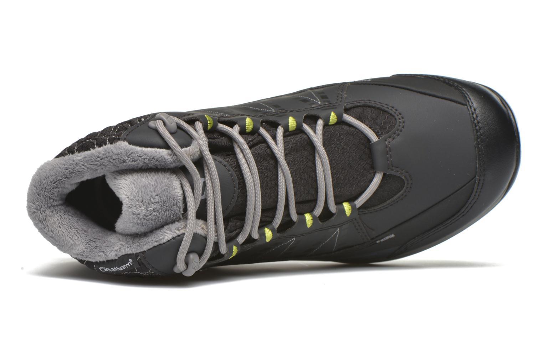 Chaussures de sport Salomon Kaïna CS WP 2 Noir vue gauche