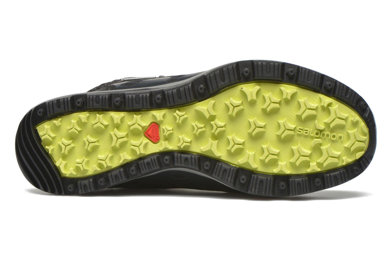 Chaussures de sport Salomon Kaïna CS WP 2 Noir vue haut