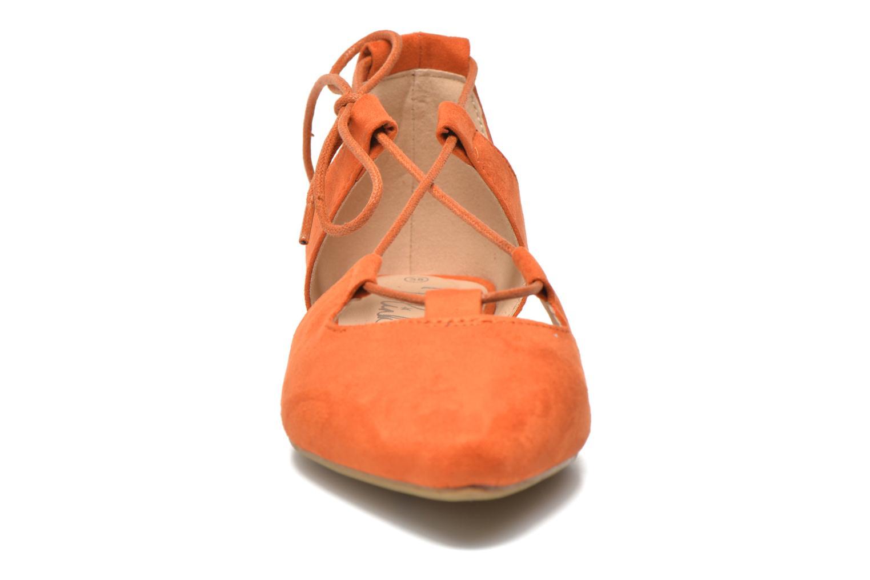 Ballet pumps Blink New-Imanil Orange model view