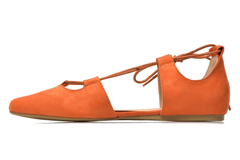 Ballerinas Blink New-Imanil orange ansicht von vorne